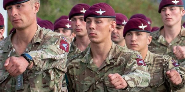 British Parachute Regiment/PARAS (United Kingdom)